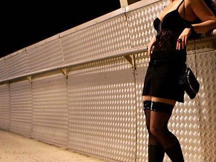Die Mädchen sollen in Wien zur Prostitution gezwungen worden sein.