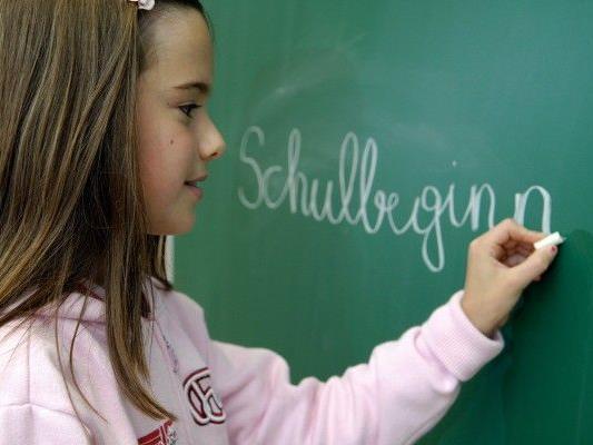 Nicht bei allen Schülern und Eltern wird der Schulbeginn groß geschrieben