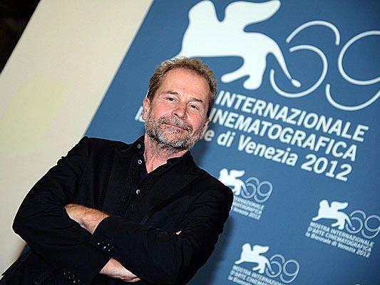 """Regisseur Ulrich Seidl anlässlich der Präsentation von """"Paradies: Glaube"""" in Venedig"""