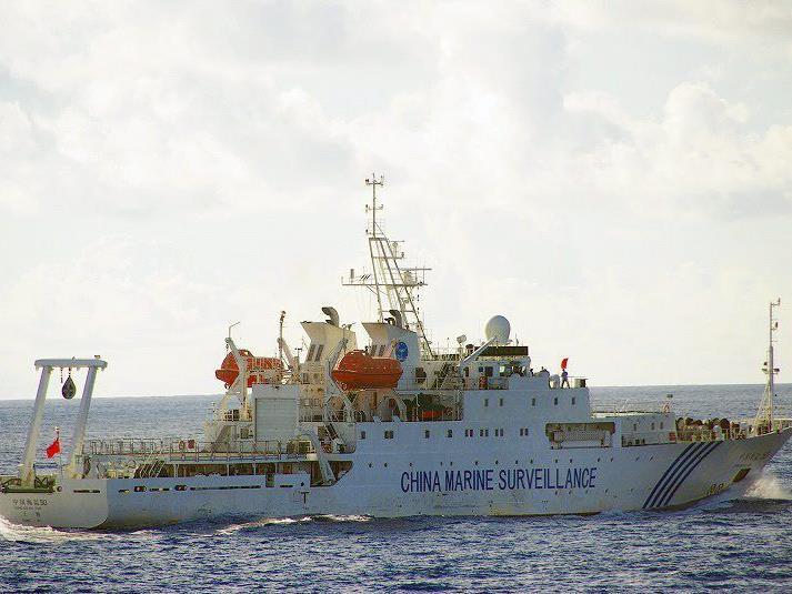 Japanisches Patrouillenboot: China erhöht den Druck auf seinen Nachbarn.