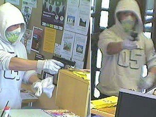 Dieser Mann überfiel eine Bankfiliale im Bezirk St. Pölten