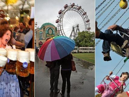 Vom 27.September bbis 7.Oktober findet die Wiener Wiesn im Prater statt