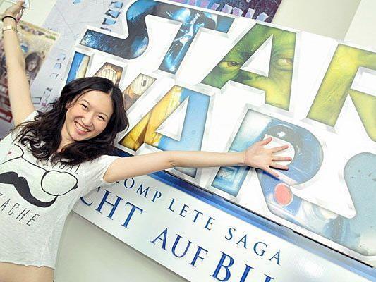 Bei der Vienna Comix dreht sich diesmal alles um Star Wars - da ist die Fan-Freude groß