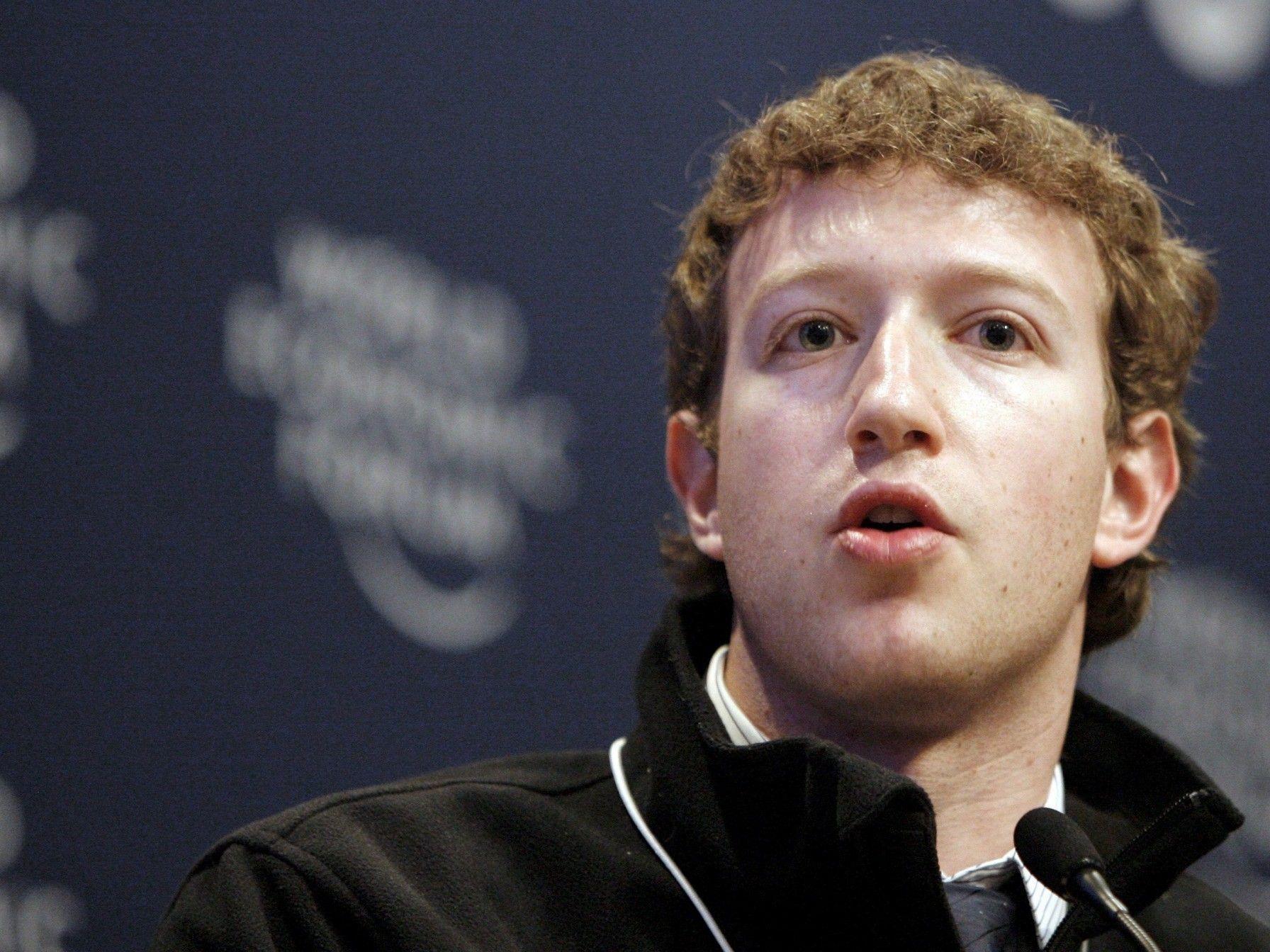 Zuckerberg will Netzwerk stärker auf mobile Geräte ausrichten.