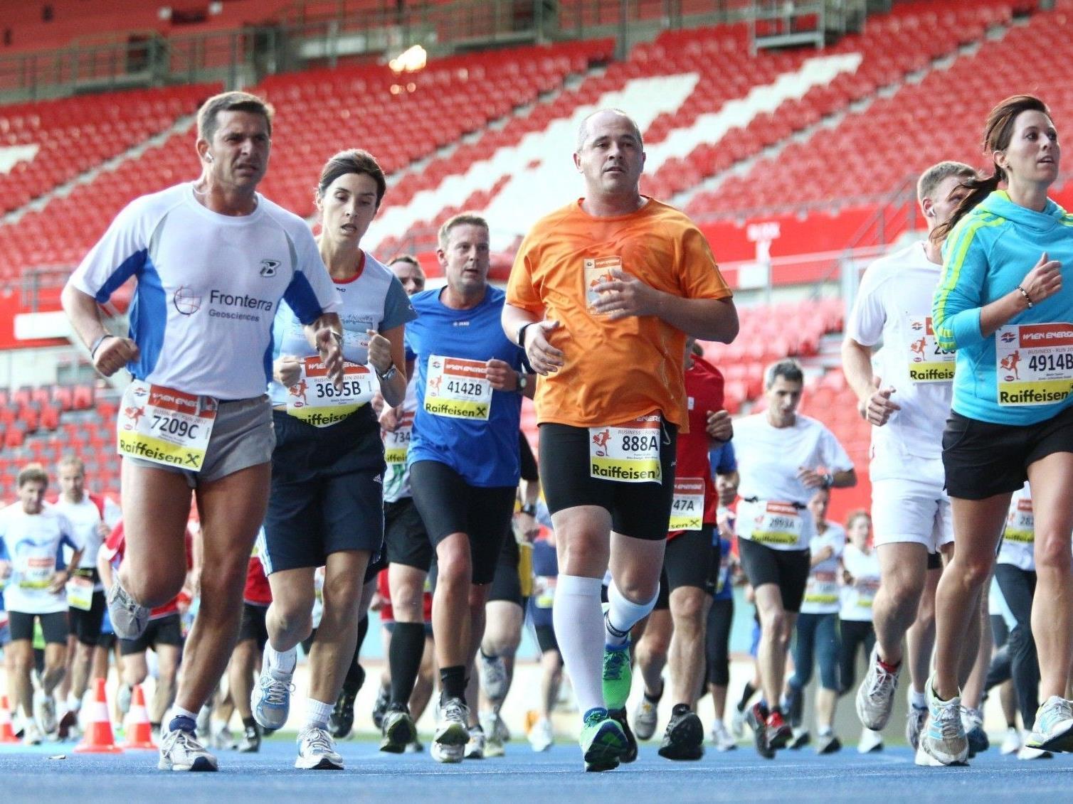 Am 6. September 2012 ging der Business Run mit einem neuen Teilnehmerrekord über die Bühne.