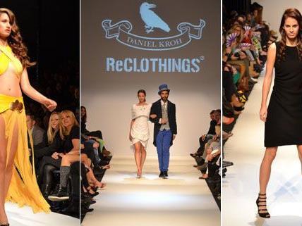 Auch der dritte tag der Vienna Fashion Week war ein voller Erfolg.