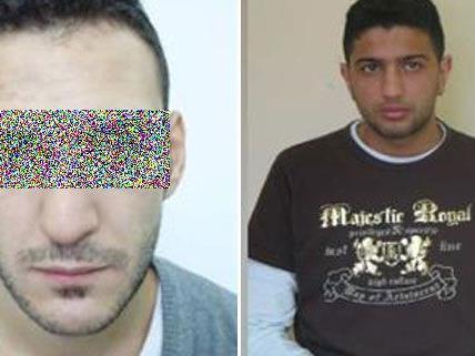 Ibrahim A. und der ebenfalls noch flüchtige Alpaslan E., werden mit EU-Haftbefehl gesucht.