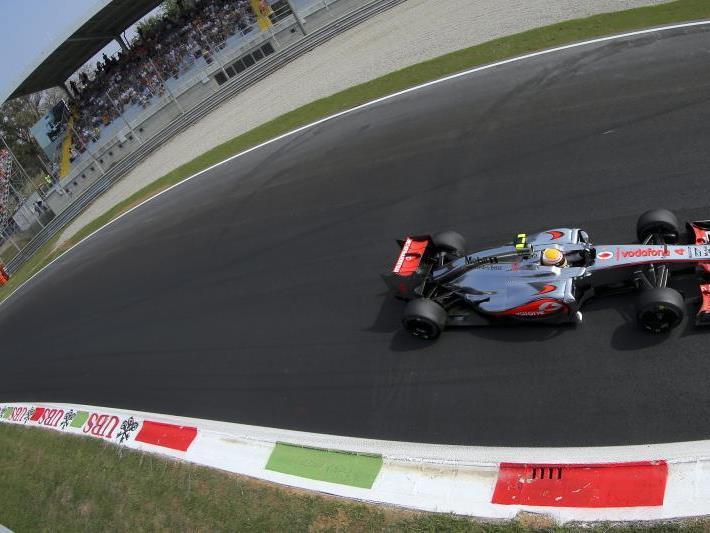 Hamilton war in Monza nicht zu schlagen.