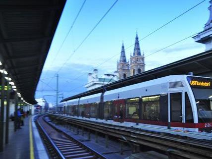 Nicht nur die Station Josefstädter Straße steht unter Denkmalschutz.
