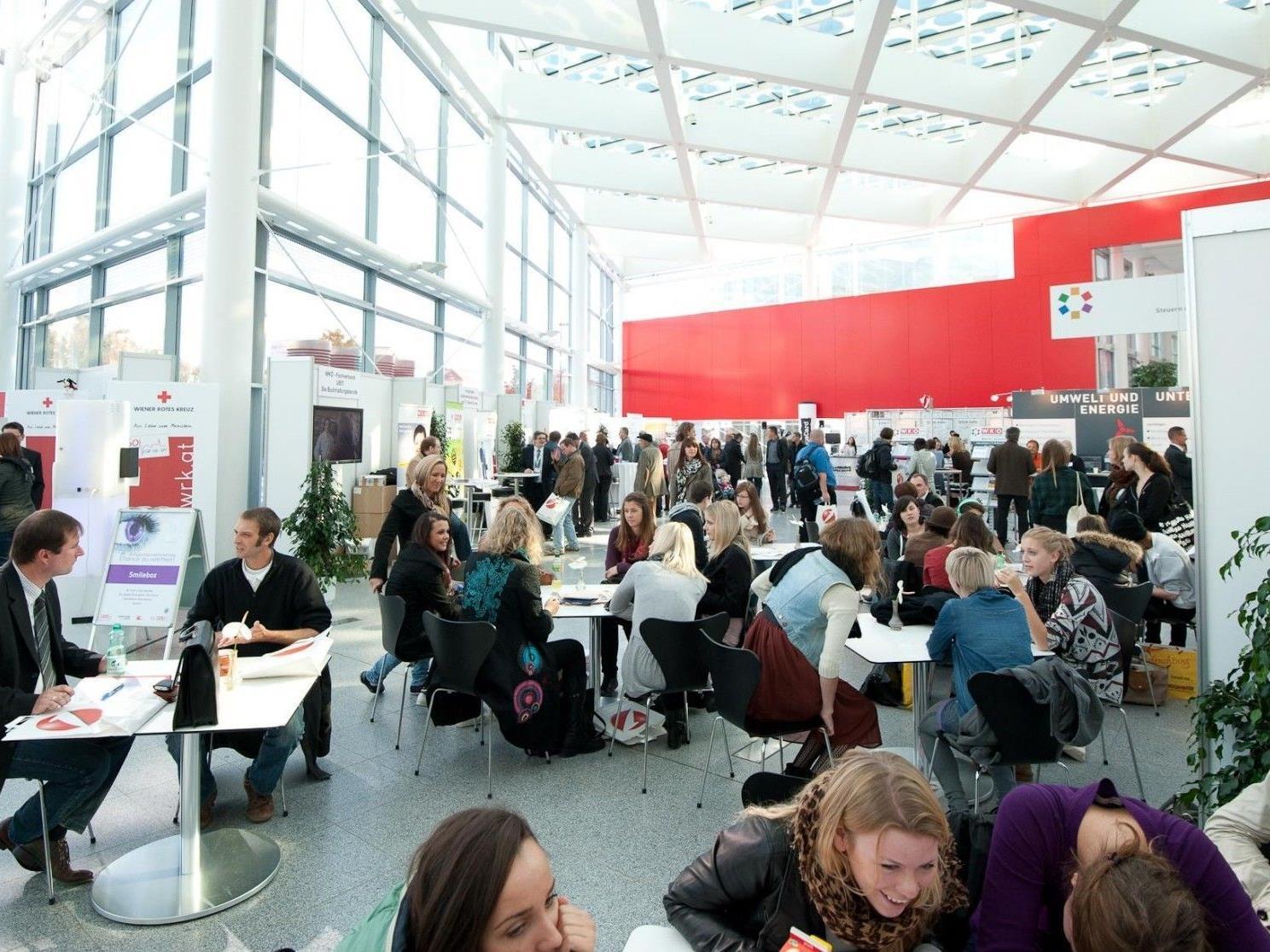 Am 16. Oktober findet der 22. Jungunternehmertag in Wien statt.