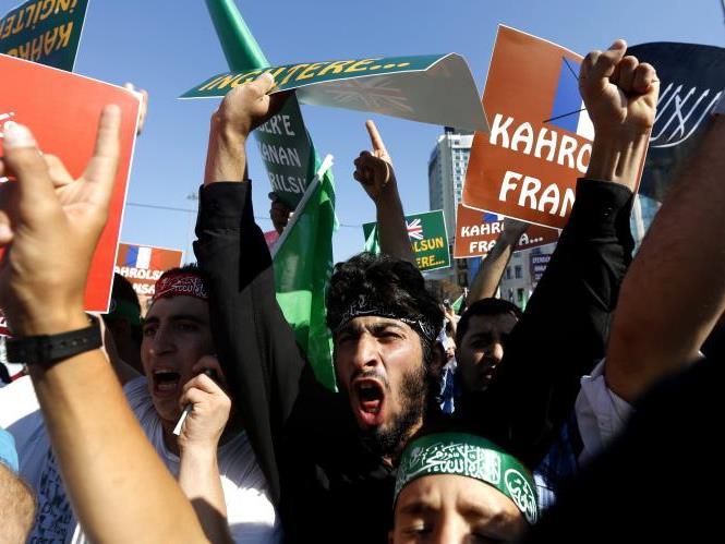 Islamisten sind erzürnt über Mohammed-Film
