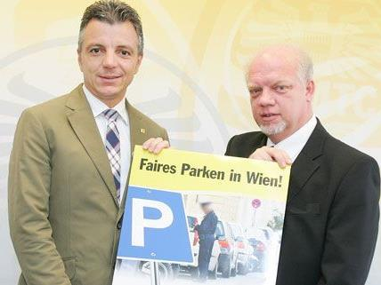 Der ÖAMTC hat ein alternatives Gebührenmodell zum Parken in Wien vorgeschlagen.