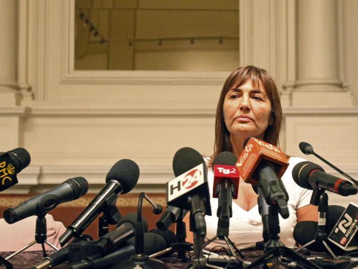 Polverini sorgte für nächsten Skandal in der Berlusconi-Partei