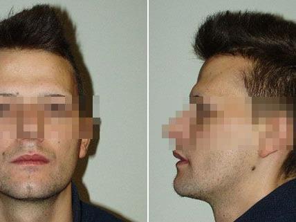 Der gesuchte Häftling Skender S. soll für elf Raubüberfälle im Großraum Wien verantwortlich sein.