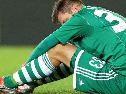 Nach der EL-Niederlage will sich der SK Rapid Wien gegen den SV Ried durchsetzen.