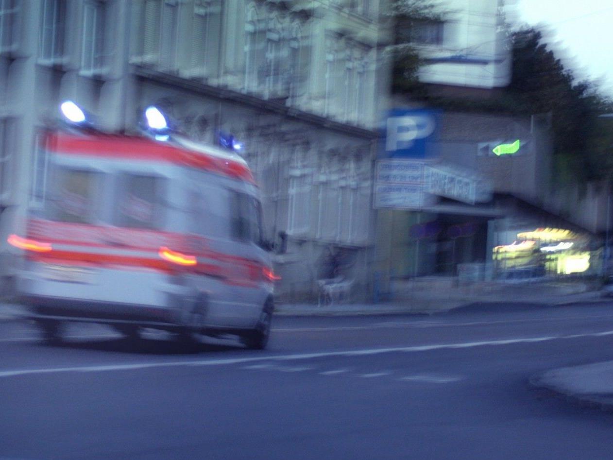 Eine 19-Jährige wurde durch Schrotkugeln in Wien-Donaustadt verletzt.