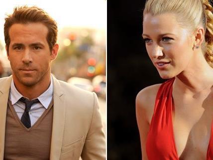 Ryan Reynolds und Blake Lively sollen am Wochenende heimlich geheiratet haben.