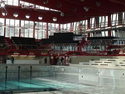 Noch immer ist unklar, wann das Wiener Stadthallenbad wieder geöffnet werden kann.