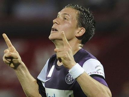 Die Wiener Austria muss einige Wochen auf Offensivspieler Marko Stankovic verzichten.