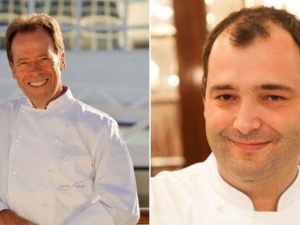 Am 10. Oktober laden Dieter Müller und Werner Pichlmaier zum Gala Dinner.