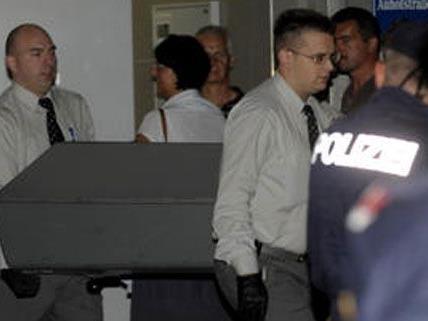 Im Mordfall Stephanie P. hatte Oliver D. als Kronzeuge ausgesagt, jetzt befindet er sich in Haft.