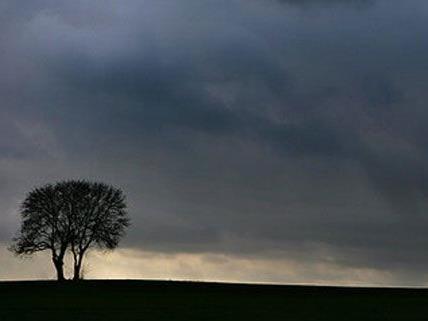 Am WOchenende wird das Wetter voraussichtlich unbeständig.