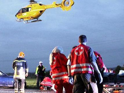Ein 4-jähriges Kind ist bei einem Unfall in Wiener Neustadt gestorben