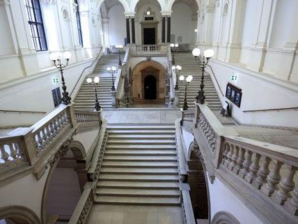 Wirtschaftlich sei die Universität Wien gesund, allerdings sei ein finanzieller Spielraum nötig, so Rektor Engl am Mittwoch.
