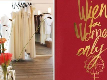 """""""Wien for Women only"""" ist ein Guide, der aus der Masse der Reiseführer positiv hervorsticht."""