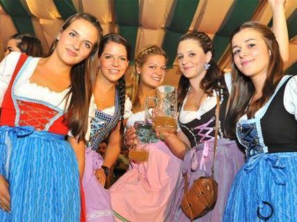 Wir verlosen 1x2 Tickets für die Wiener Wiesn 2012.