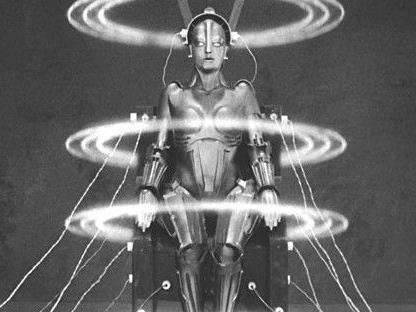 Metropolis von Fritz Lang ist einer der Filme, der bei der Viennale gezeigt werden