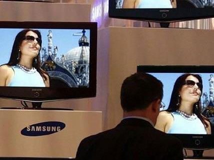Ein aufmerksamer Zeuge erwischte den Fernseh-Dieb auf frischer Tat.