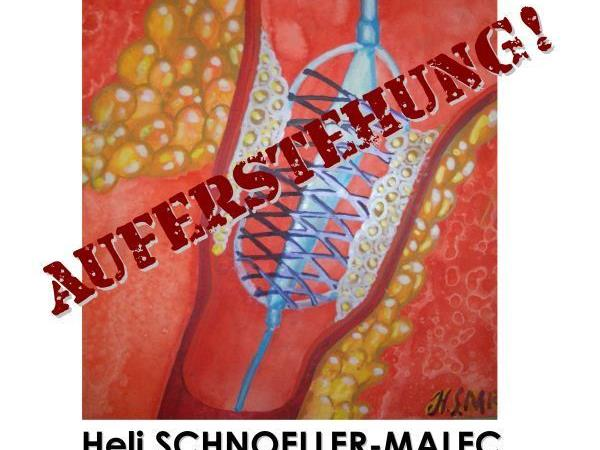 Einladung Flyer Heli Schnoeller-Malec