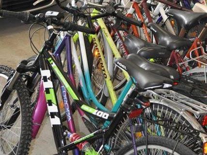 Polizei Niederösterreich hat über 200 Fahrraddiebstähle geklärt