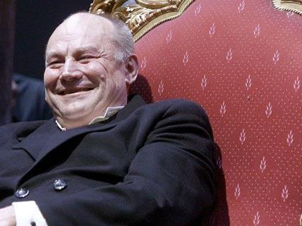 Klaus Maria Brandauer kommt zur Viennale nach Wien