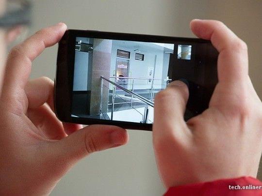 Sehen wir hier das neue LG Nexus 4 in Aktion?