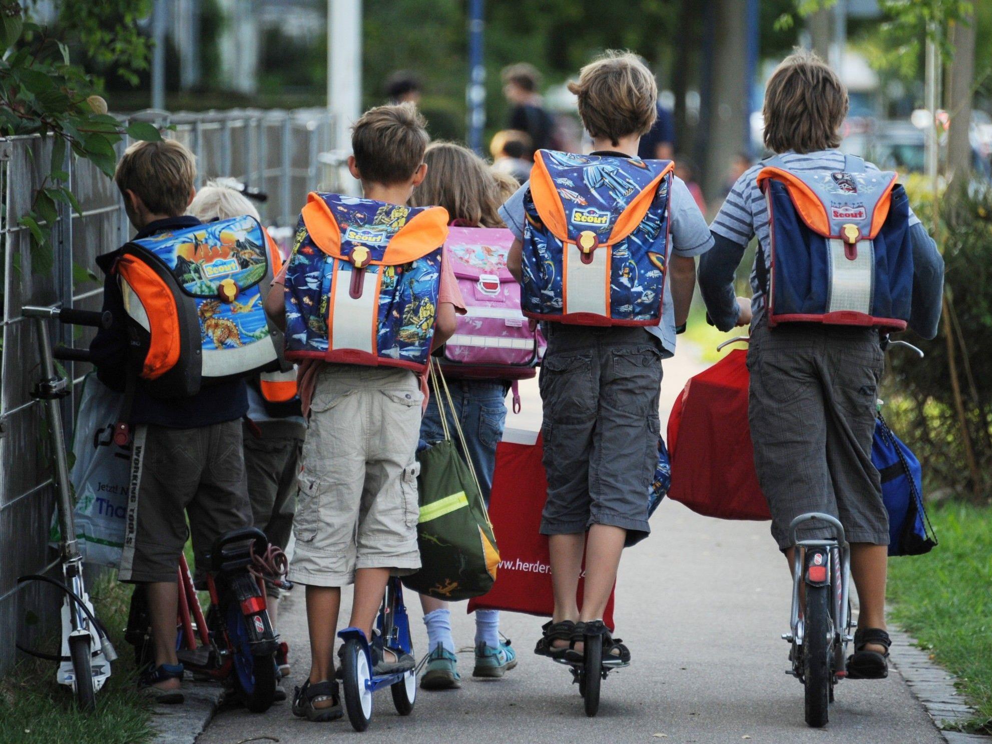 Sicherheit für Wiens Schüler im Verkehr