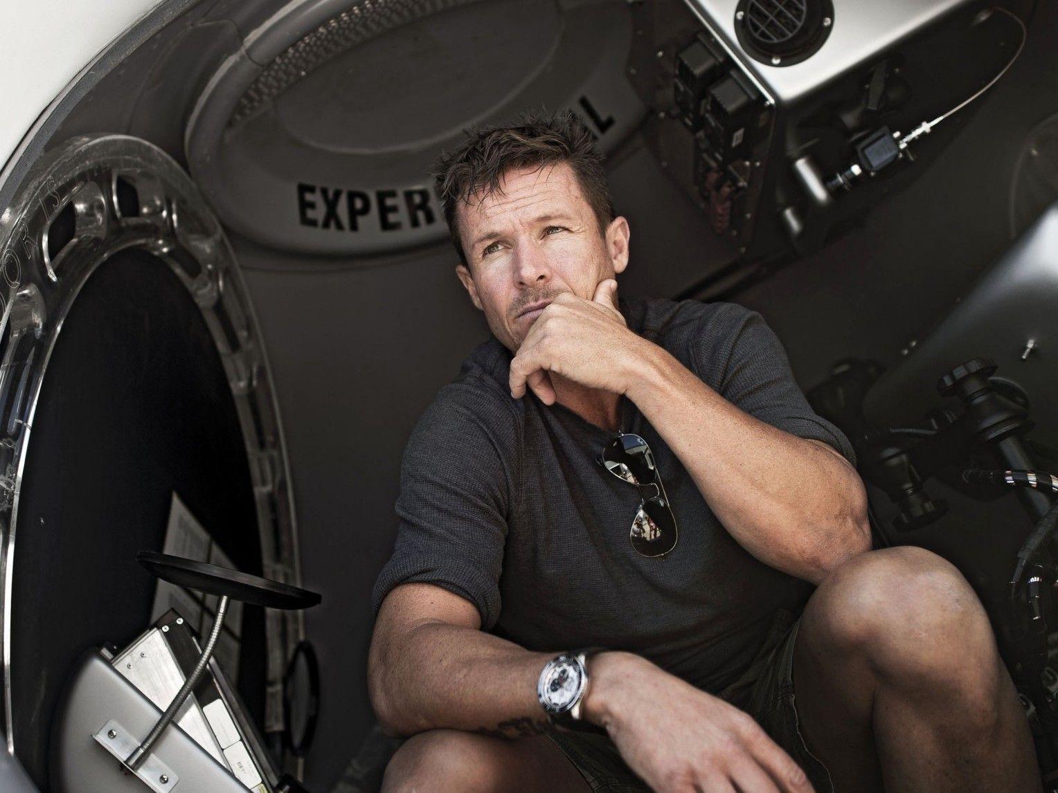 Live-Ticker: Felix Baumgartner wagt am Dienstag den Sprung aus der Stratosphäre.