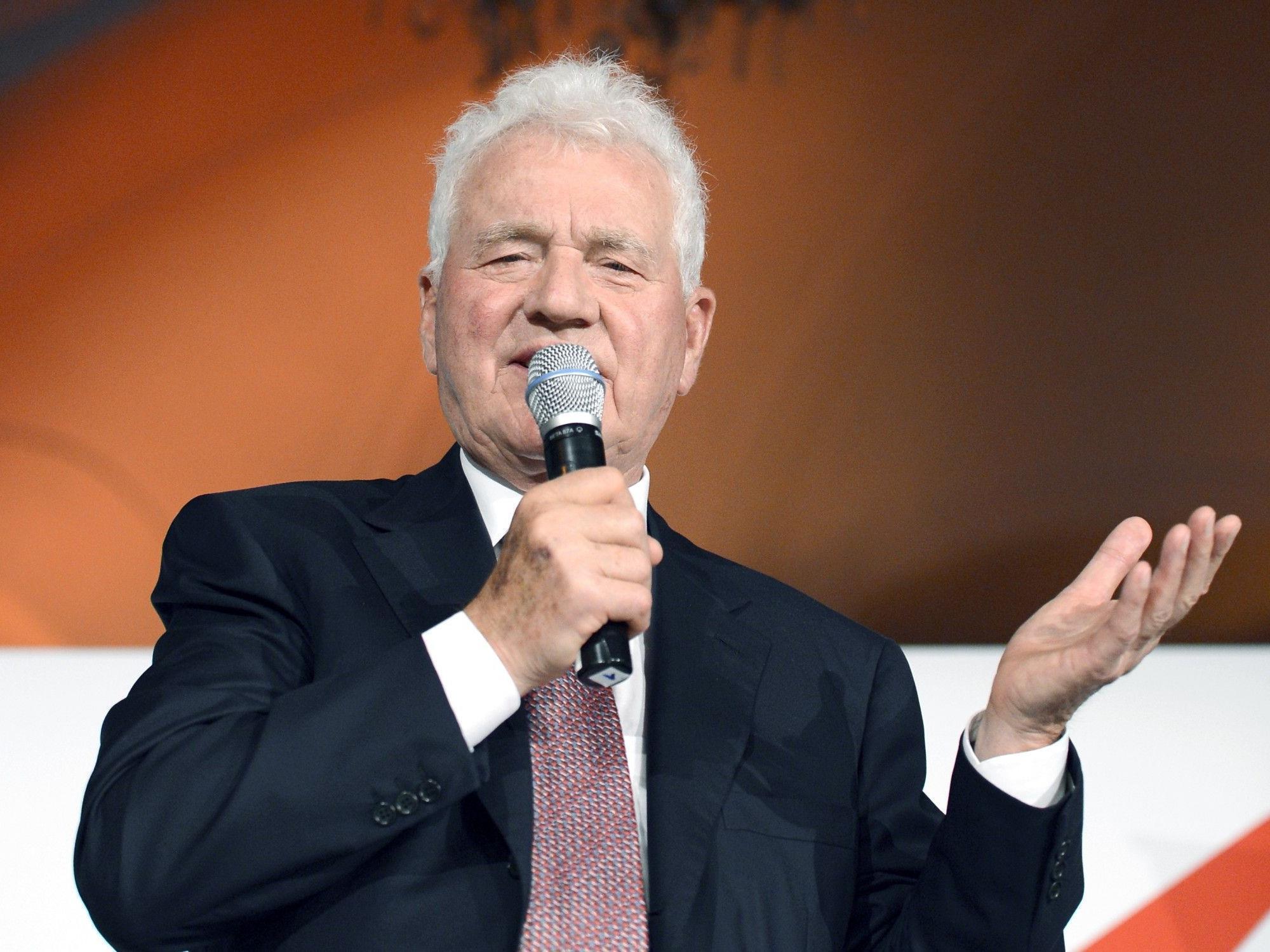 70-jähriger Wiener Ex-VP-Gemeinderat kandidiert für Frank Stronach
