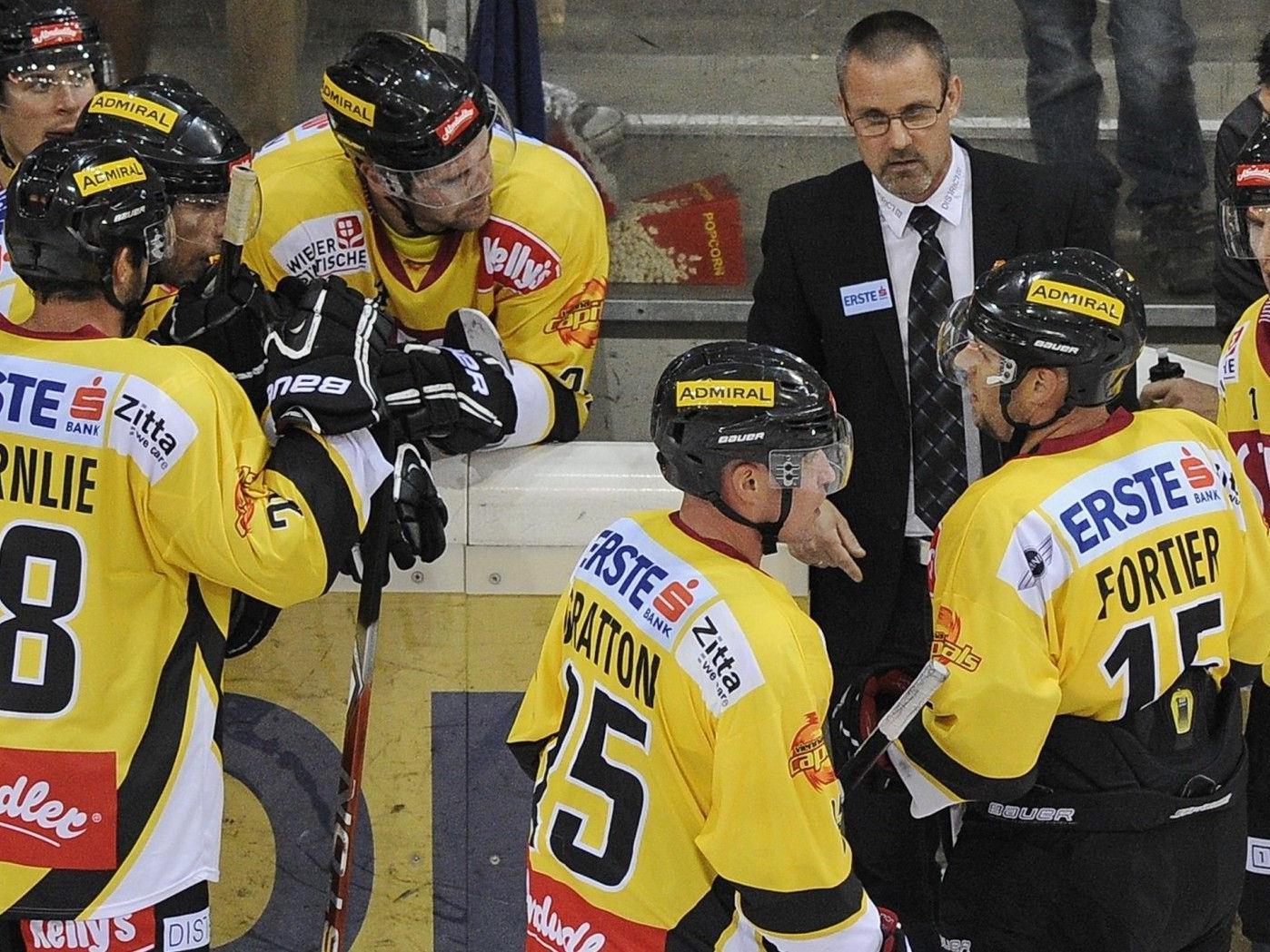 Die Vienna Capitals verstärken sich mit NHL-Verteidiger Corey Potter.