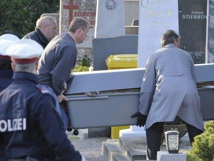 Eine dritten Exhumierung wird es im Fall um die Arsen-Morde nicht geben