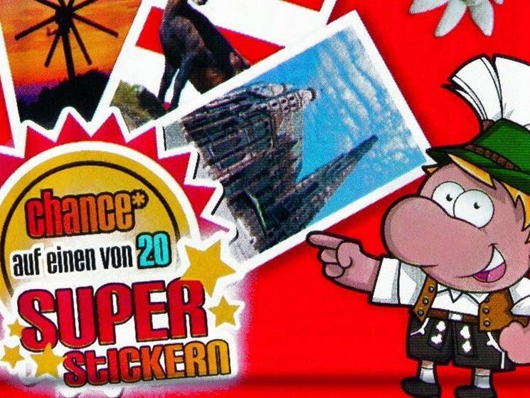 OGH-Urteil gegen Sticker-Bücher