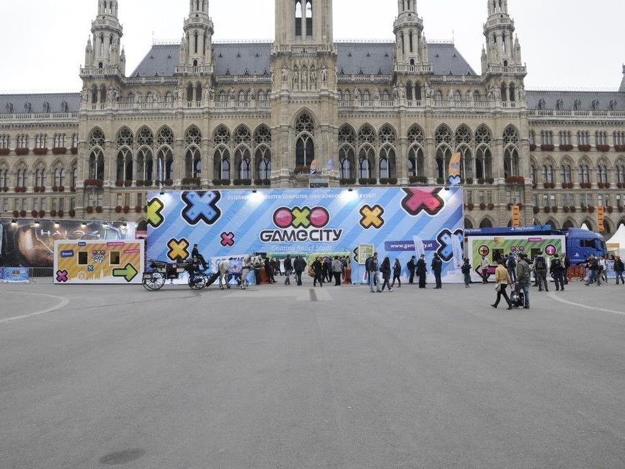 Die Game City 2012 meldet neuerlichen BesucherInnenrekord