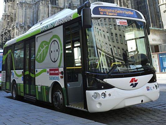 Die E-Busse, die bald Wiens Straßenbild prägen werden, wurden ausgezeichnet