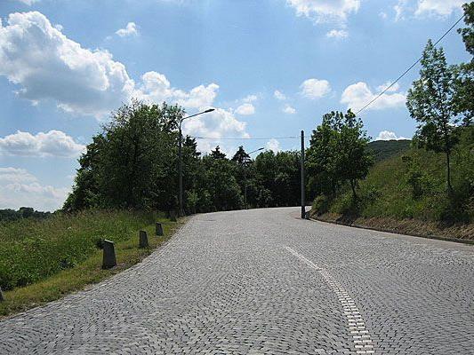 Auf der Höhenstraße in Döbling kam es zu einem schweren Unfall