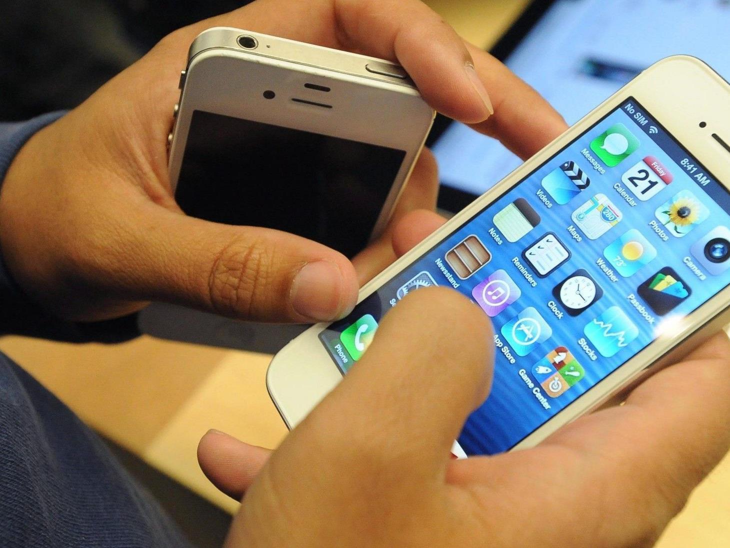 wir verlosen ein brandneues iPhone5!