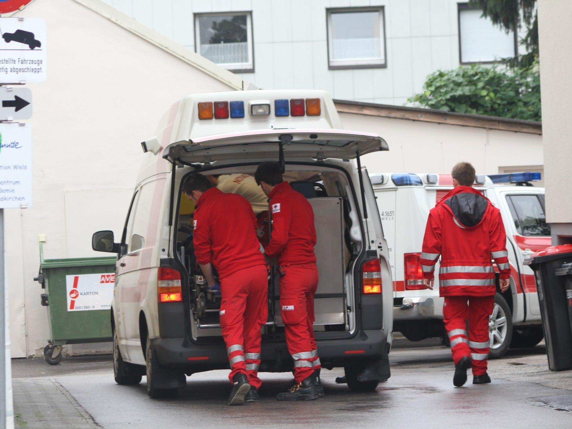 Die 30-jährige Leiterin der Krabbelstube wurde bewusstlos aufgefunden.