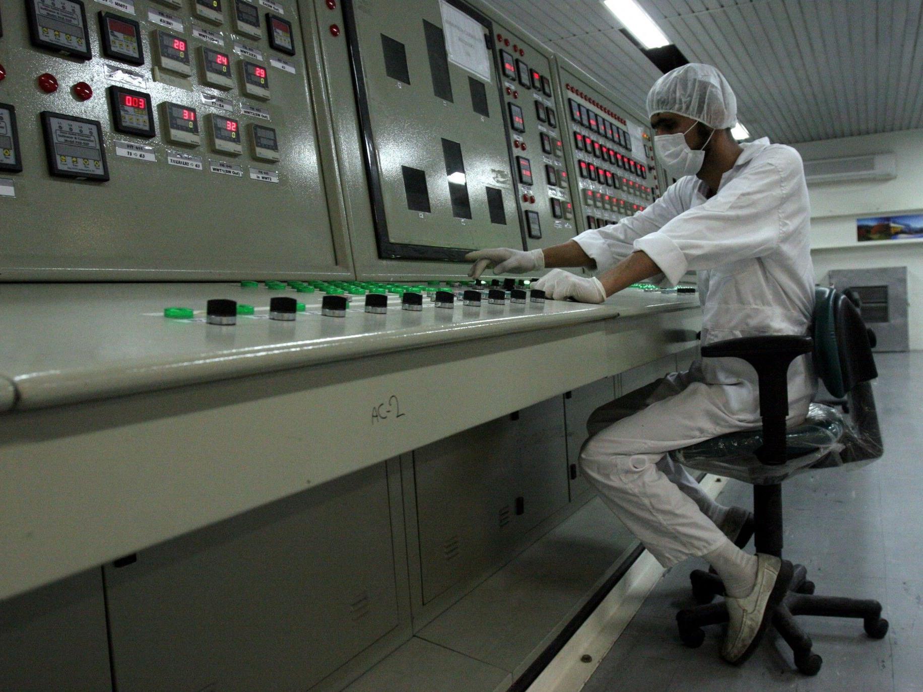 Neue Studie veröffentlicht: Iran macht Fortschritte in seinem Atomprogramm.