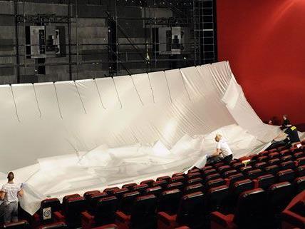 Das neue Kino der Superlative - am 31.10. öffnet das frisch renovierte Cineplexx Donau Plex mit neuem IMAX(R) Kinosaal