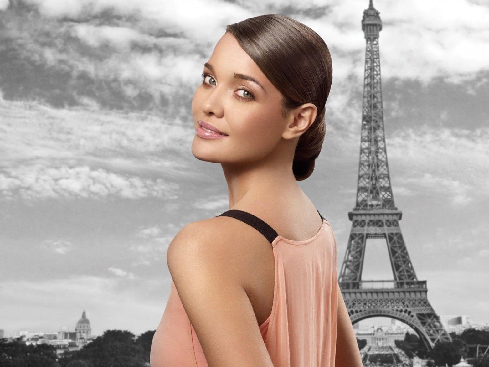 """Das ist der Trendlook """"Pariser Chignon"""""""